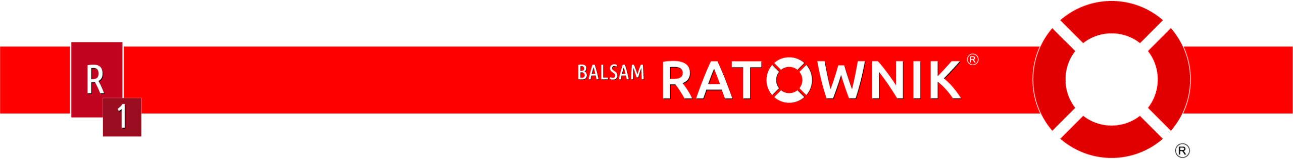 BALSAM RATOWNIK® – specjalistyczny kosmeceutyk Logo